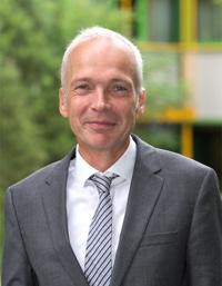 Schulleiter Roland Rimbach