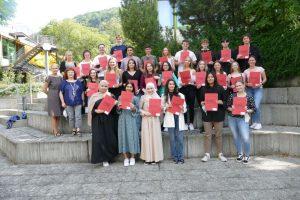 BK2 absolviert Fachabi